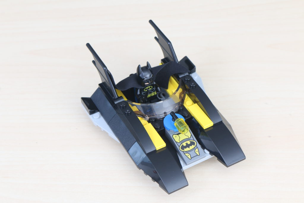 LEGO Batman 76158 Batboat The Penguin Pursuit Review 6