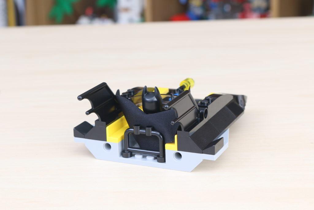LEGO Batman 76158 Batboat The Penguin Pursuit review 7