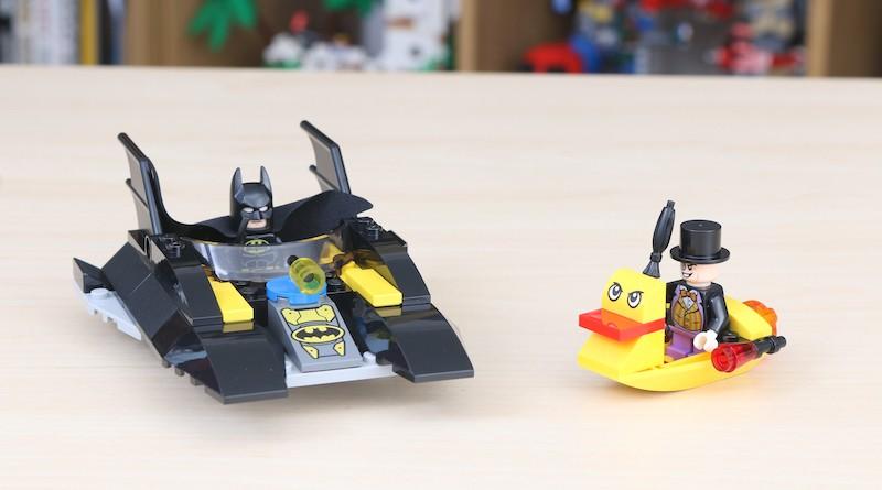 LEGO Batman 76158 Batboat The Penguin Pursuit Review Title