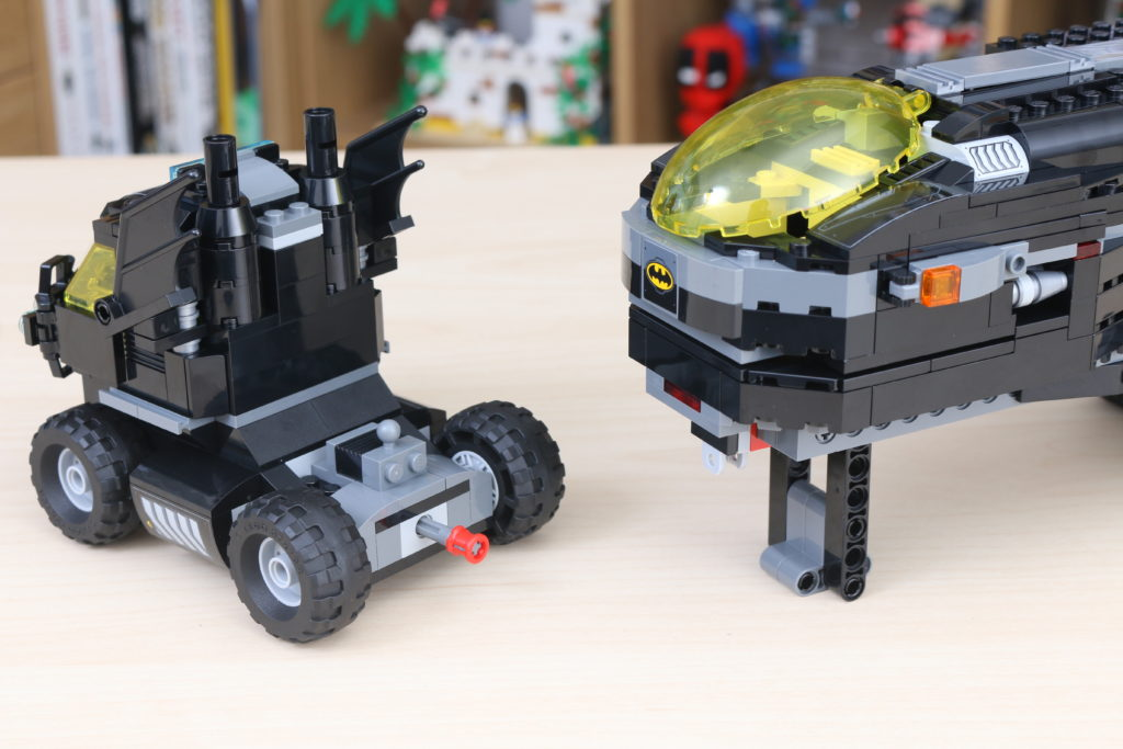 LEGO Batman 76160 Mobile Bat Base Review 10