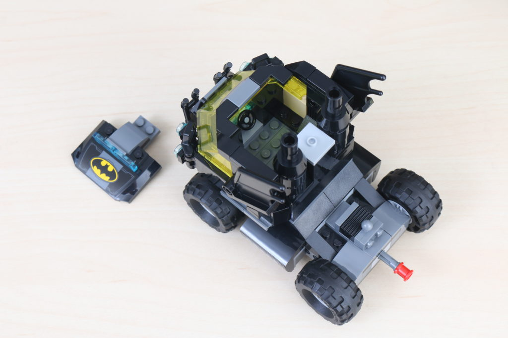 LEGO Batman 76160 Mobile Bat Base Review 11