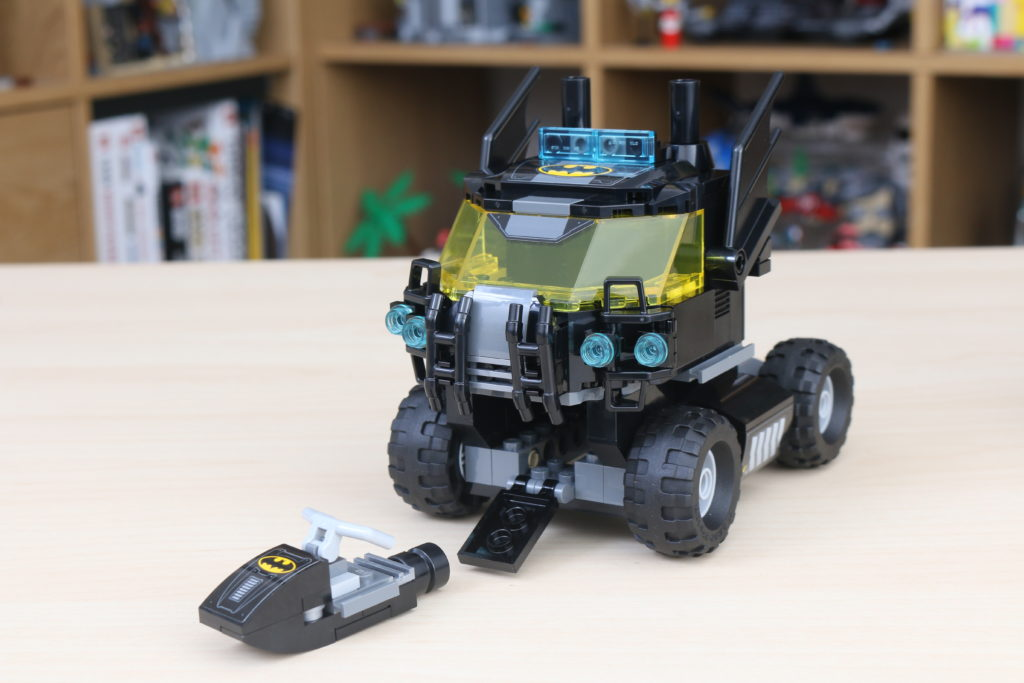 LEGO Batman 76160 Mobile Bat Base Review 12