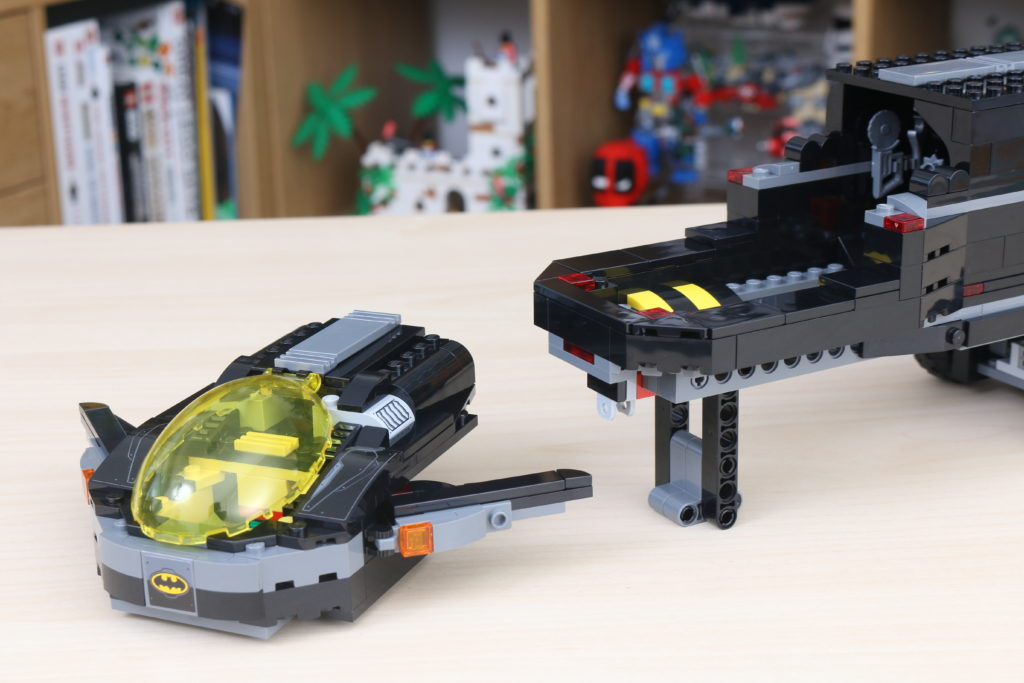 LEGO Batman 76160 Mobile Bat Base Review 13