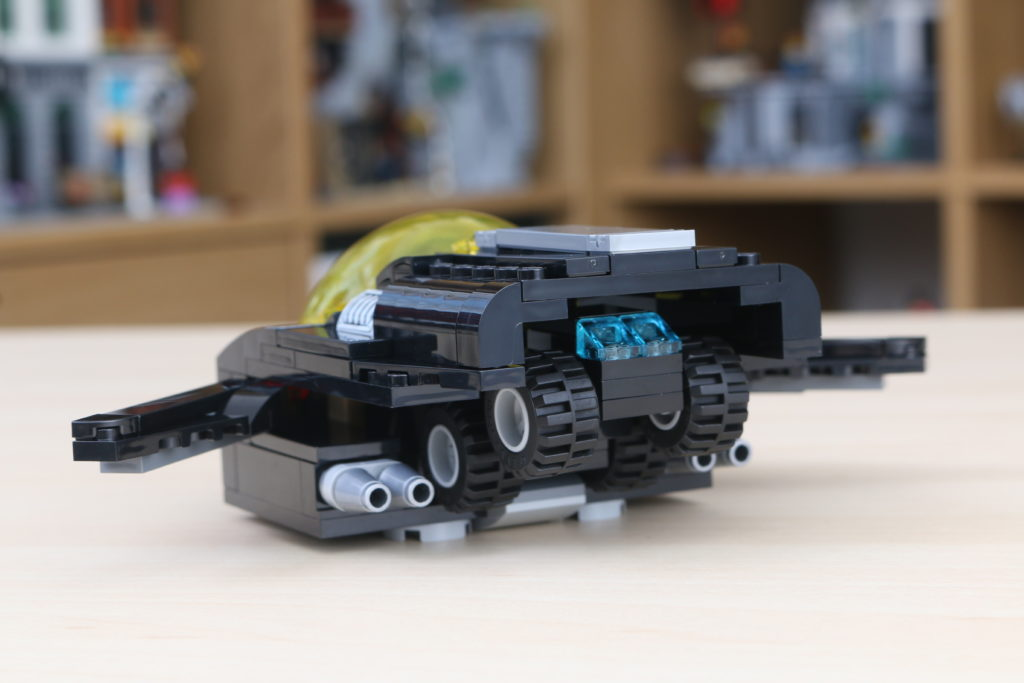 LEGO Batman 76160 Mobile Bat Base Review 15