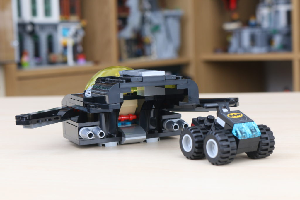 LEGO Batman 76160 Mobile Bat Base Review 16