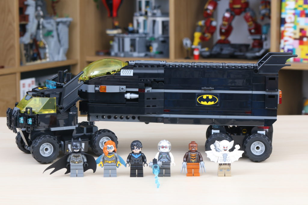 LEGO Batman 76160 Mobile Bat Base Review 2