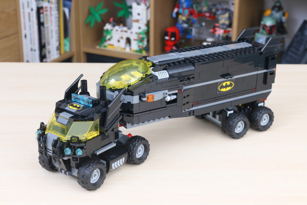 LEGO Batman 76160 Mobile Bat Base Review 9