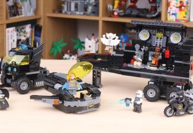 LEGO Batman 76160 Mobile Bat Base review