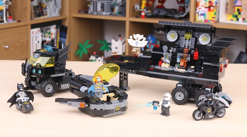 LEGO Batman 76160 Mobile Bat Base Review Title