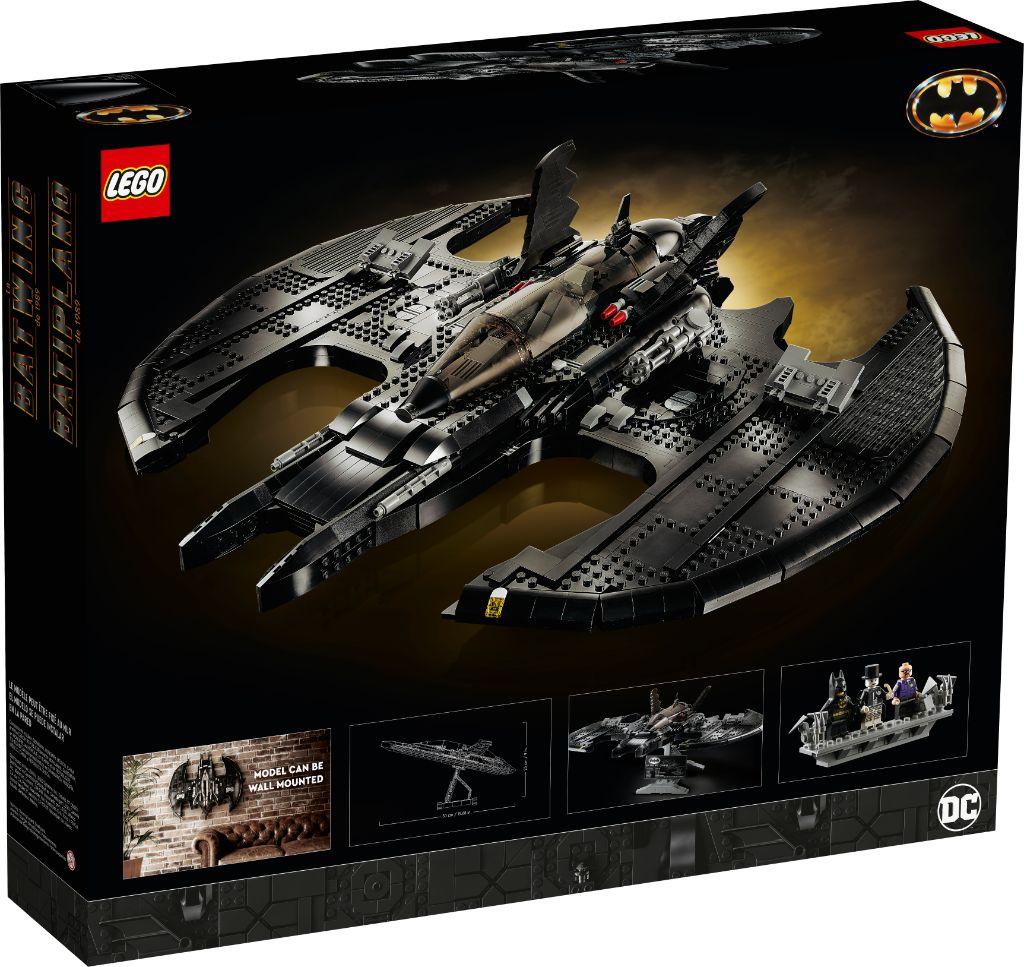 LEGO Batman 76161 1989 Batwing 12