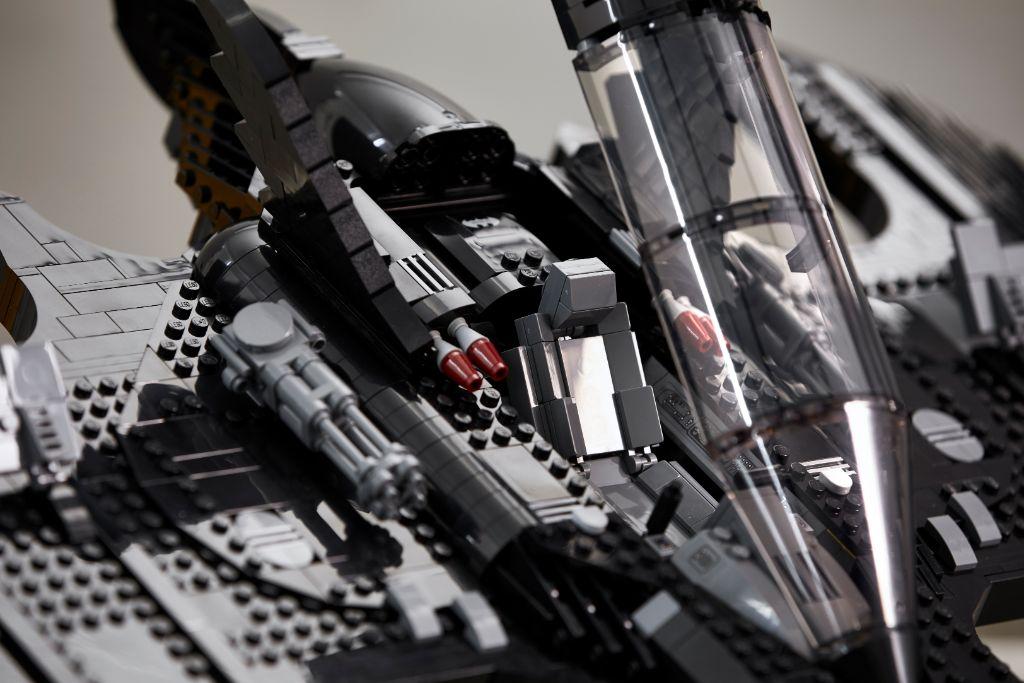 LEGO Batman 76161 1989 Batwing 17