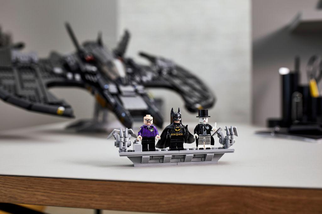 LEGO Batman 76161 1989 Batwing 18