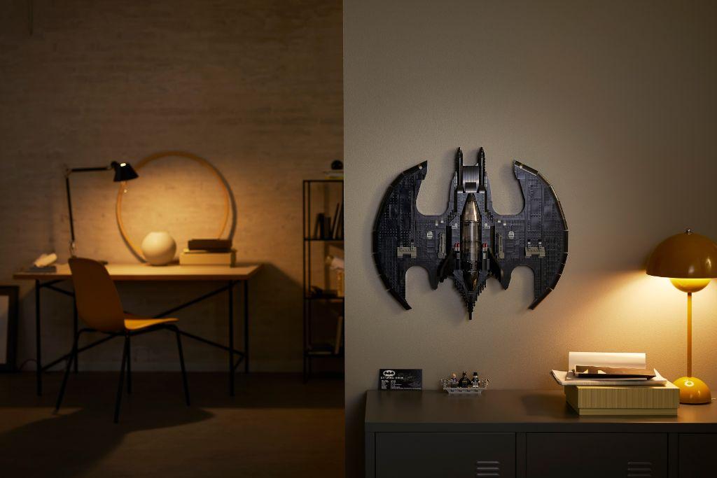 LEGO Batman 76161 1989 Batwing 22