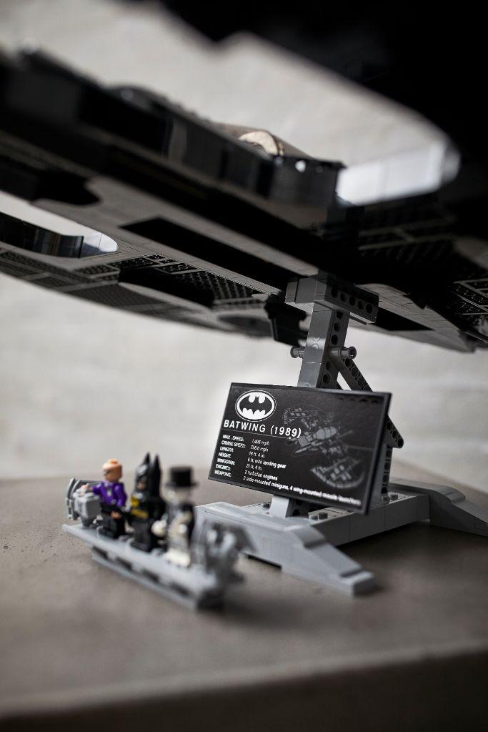 LEGO Batman 76161 1989 Batwing 25