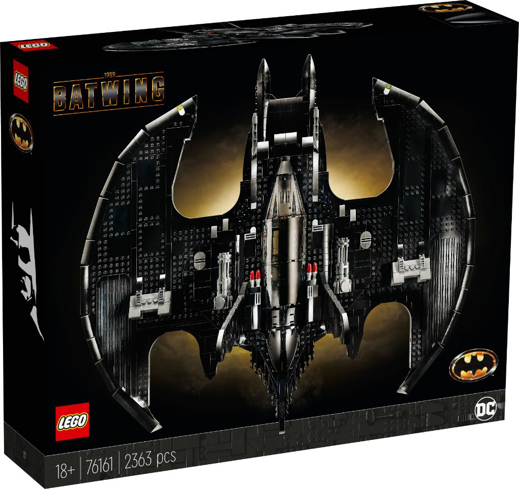 LEGO Batman 76161 1989 Batwing 3
