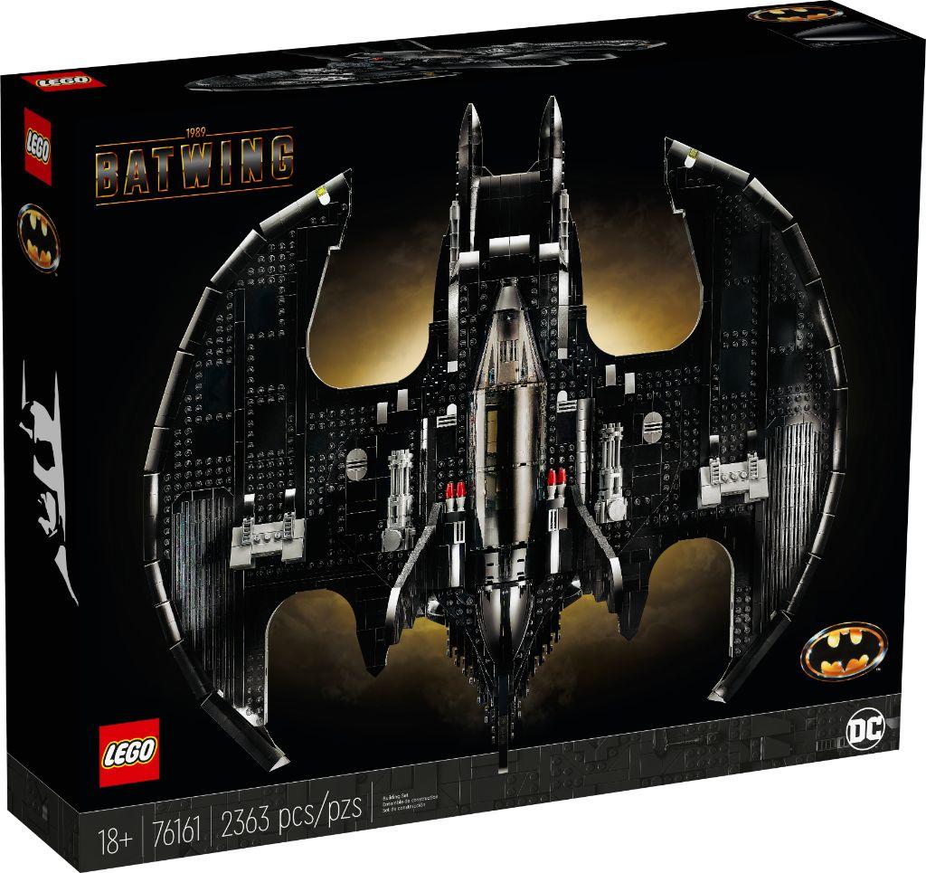 LEGO Batman 76161 1989 Batwing 4
