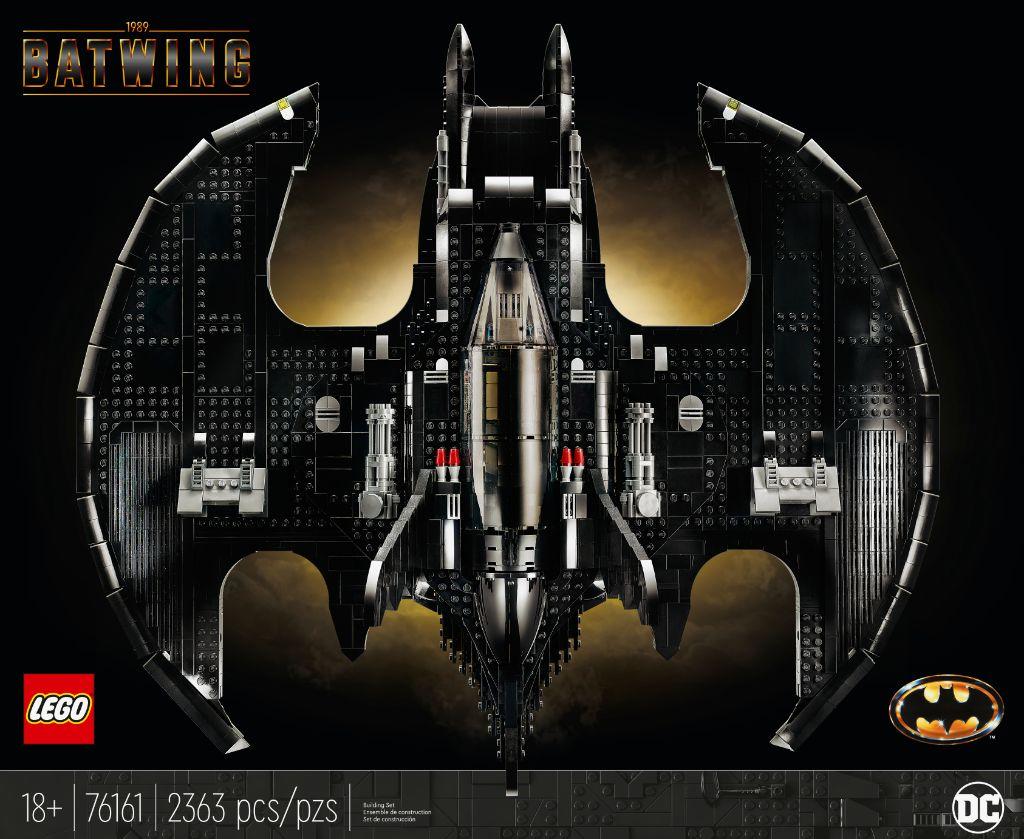 LEGO Batman 76161 1989 Batwing 8