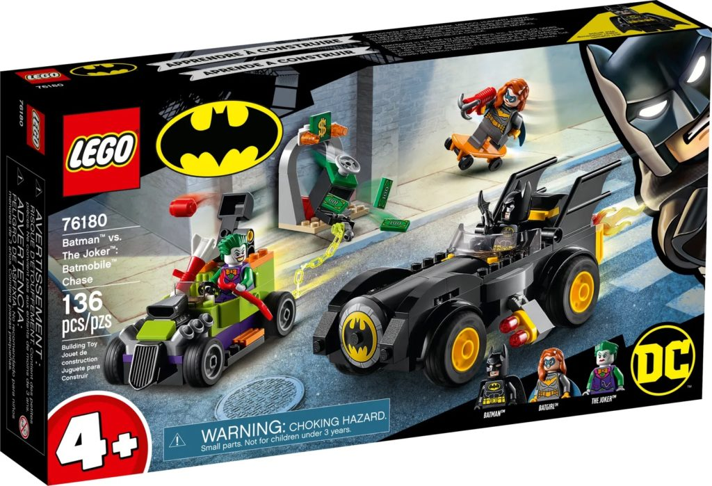 LEGO Batman 76180 Batman Vs. The Joker Batmobile Chase 1 1