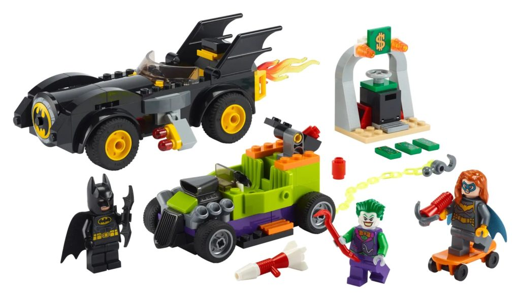 LEGO Batman 76180 Batman Vs. The Joker Batmobile Chase 2 1