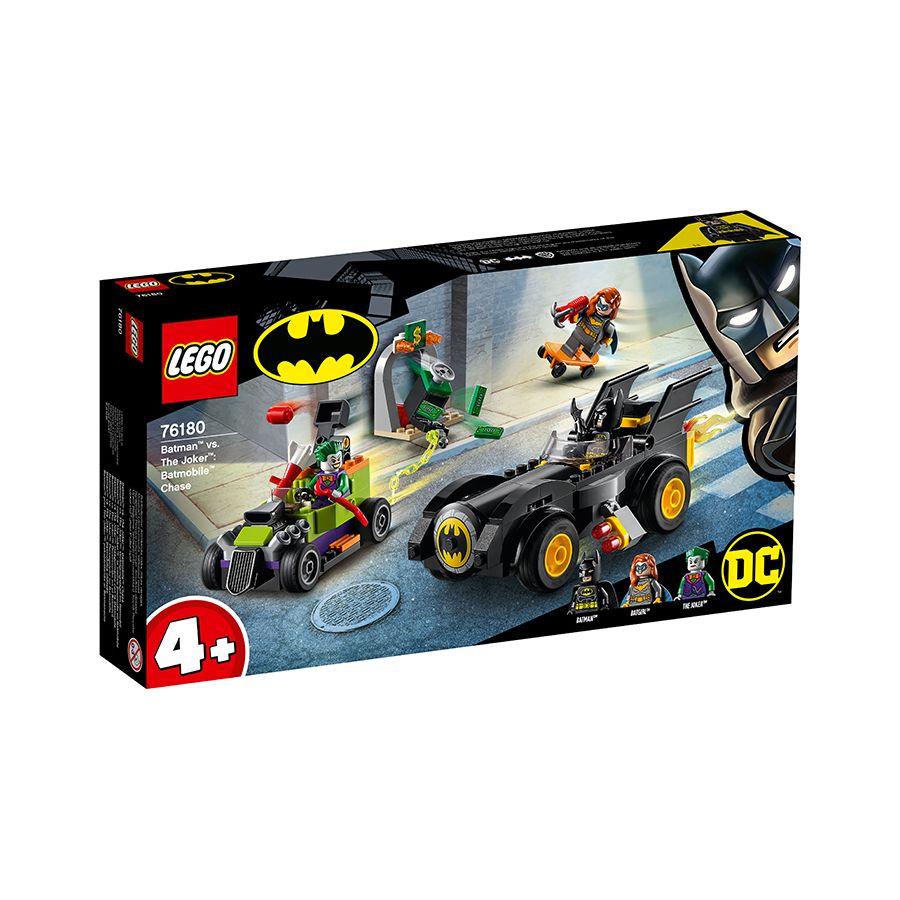 LEGO Batman 76180 Batman vs. the Joker Batmobile Chase 1