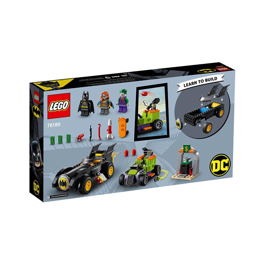 LEGO Batman 76180 Batman vs. the Joker Batmobile Chase 6