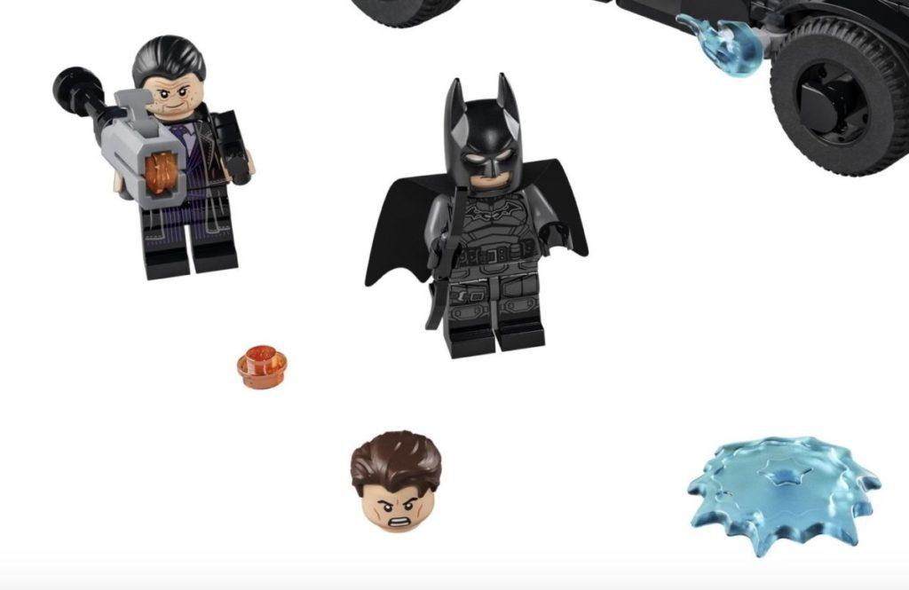 LEGO Batman 76181 Batmobile The Penguin Chase