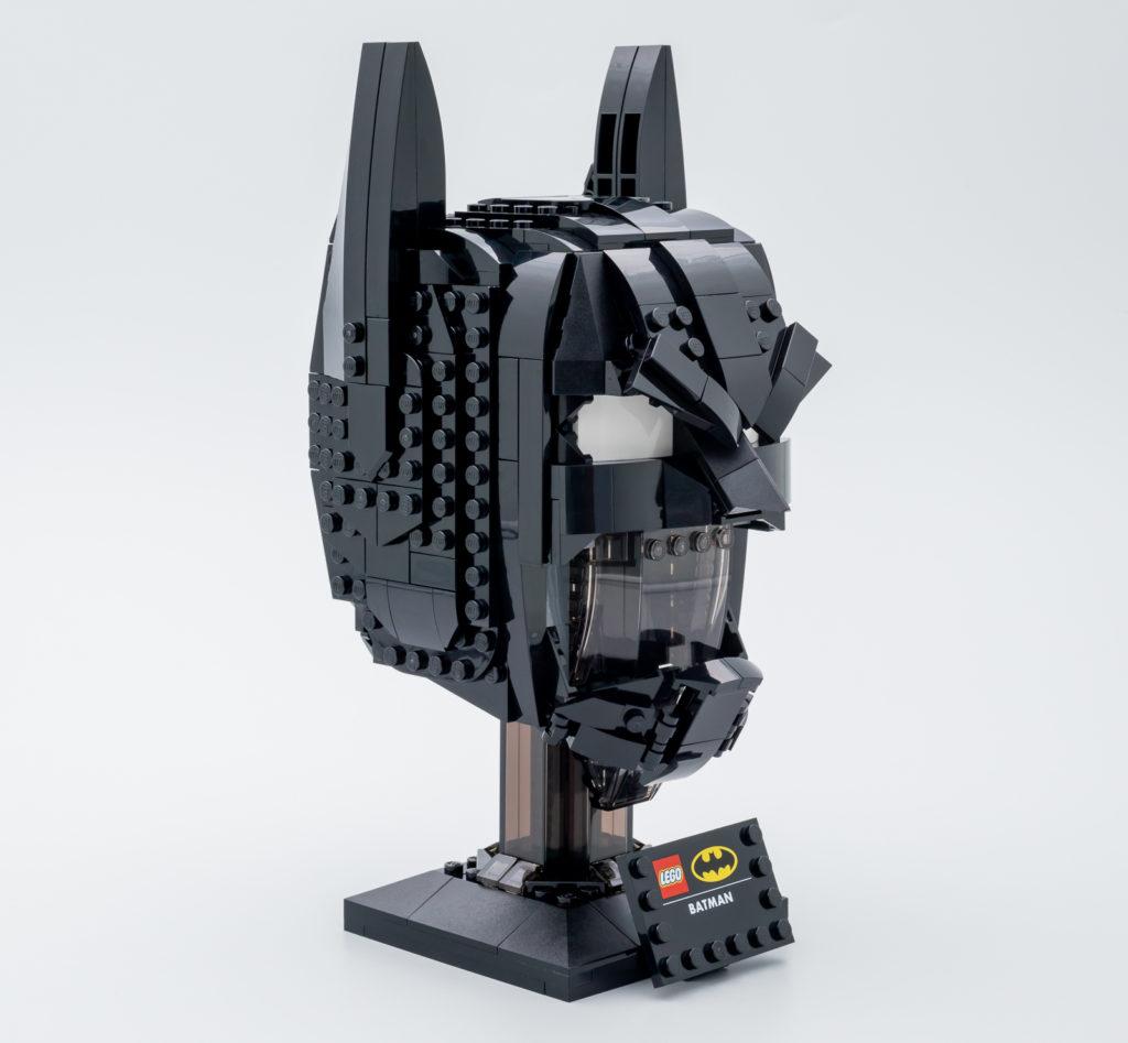 LEGO Batman 76182 Batman Cowl Hoth Bricks First Look 1