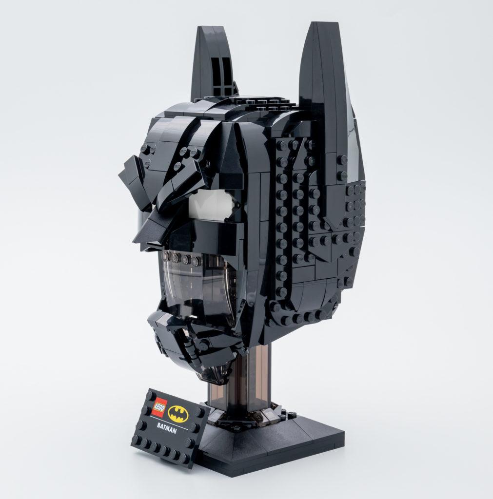LEGO Batman 76182 Batman Cowl Hoth Bricks First Look 2