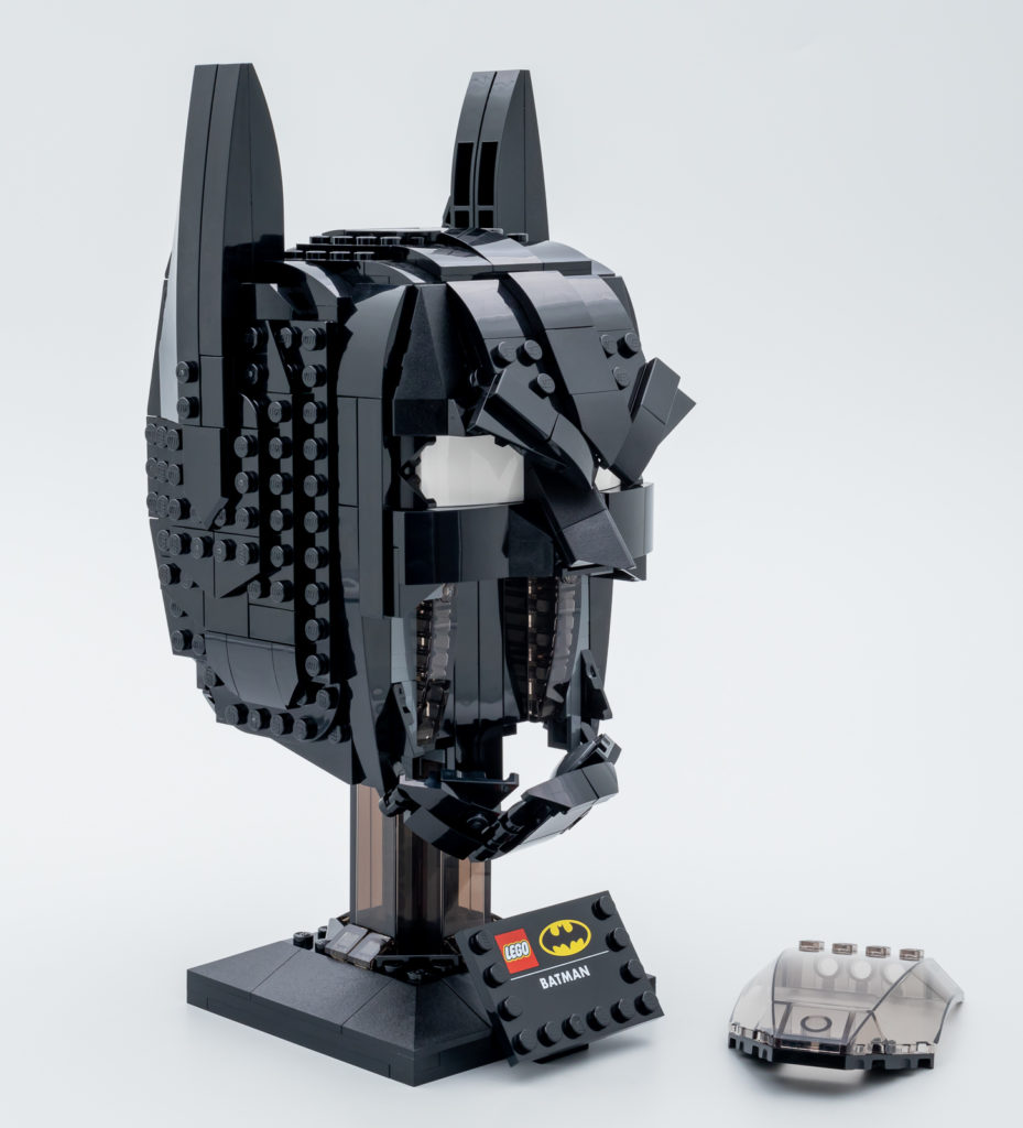 LEGO Batman 76182 Batman Cowl Hoth Bricks First Look 4