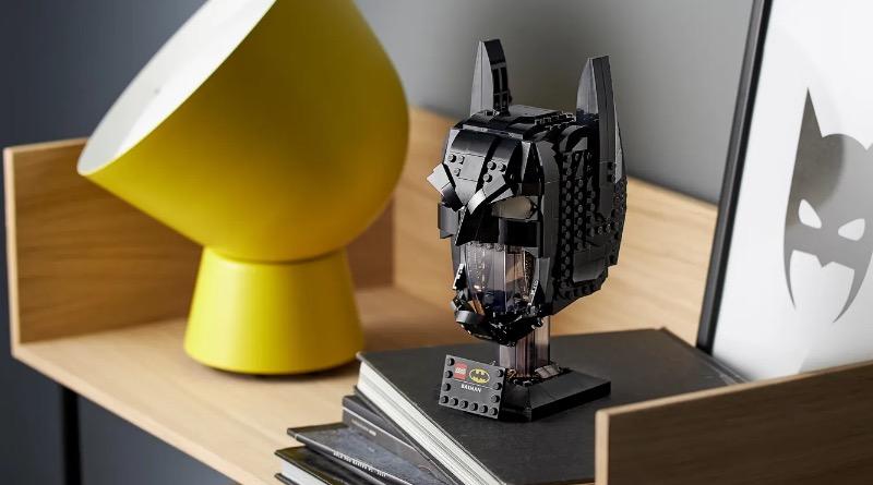 LEGO Batman 76182 Batman Cowl Featured
