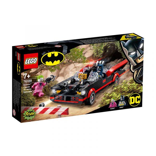 LEGO Batman 76188 Batman Classic TV Series Batmobile 1