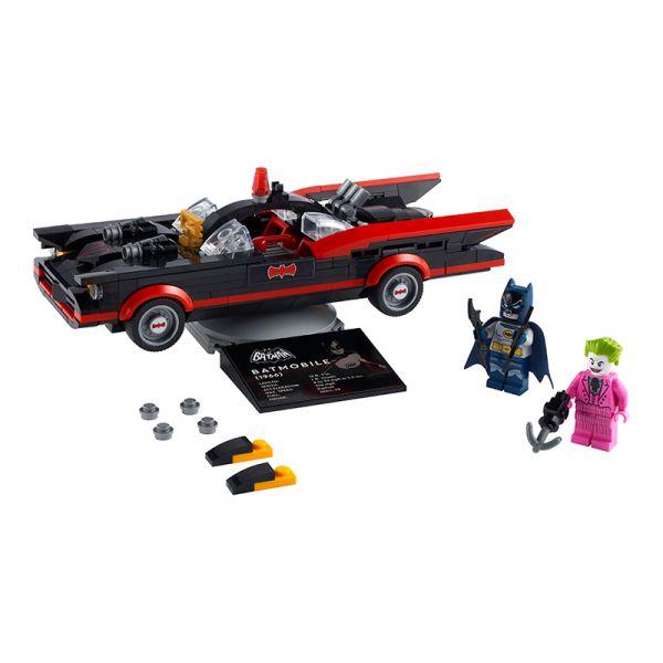 LEGO Batman 76188 Batman Classic TV Series Batmobile 2