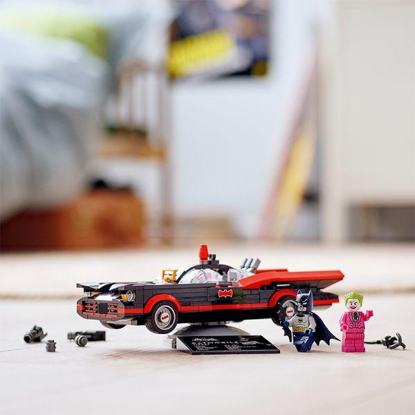 LEGO Batman 76188 Batman Classic TV Series Batmobile 5