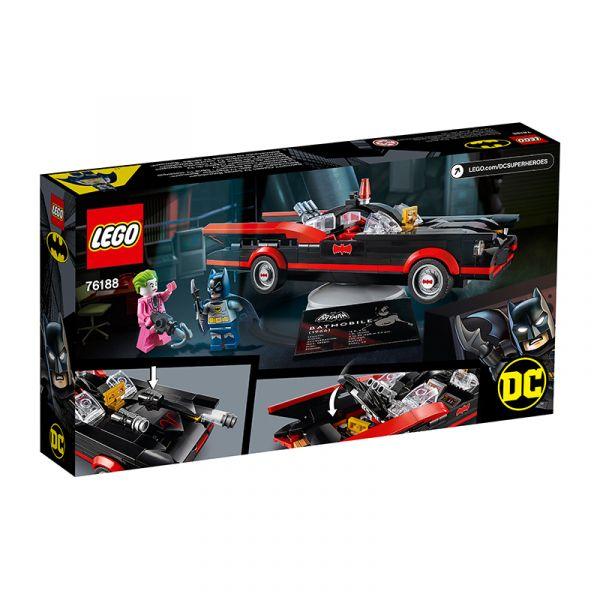 LEGO Batman 76188 Batman Classic TV Series Batmobile 6