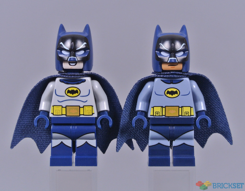 LEGO Batman 76188 Batman Classic TV Series Batmobile Brickset review 1