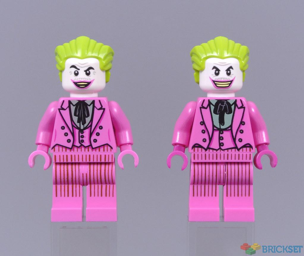 LEGO Batman 76188 Batman Classic TV Series Batmobile Brickset Review 2