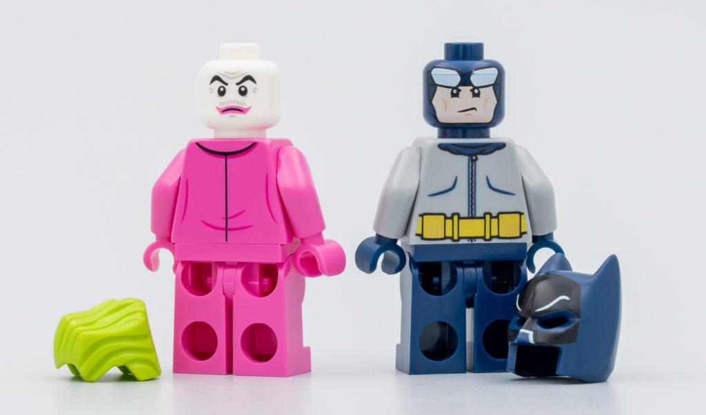 LEGO Batman 76188 Batman Classic TV Series Batmobile Hoth Bricks Review 5