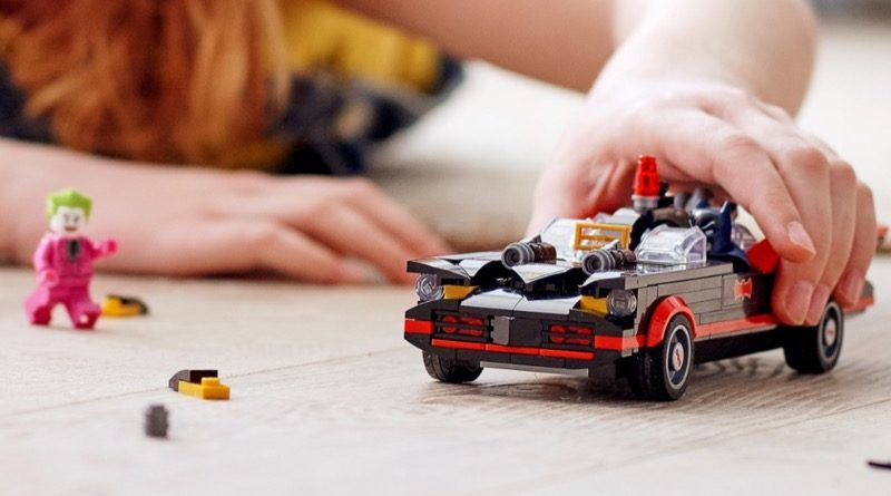 Prices and release date revealed for two new LEGO Batmobiles