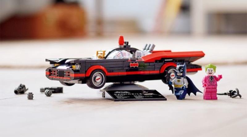 LEGO Batman 76188 Batman Classic TV Series Batmobile Featured