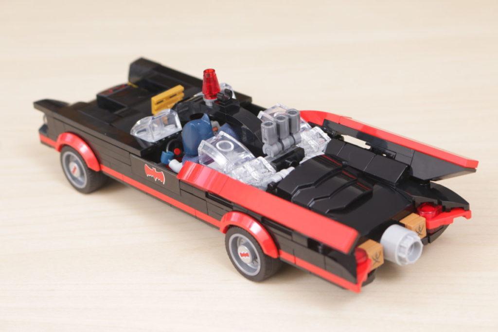 LEGO Batman 76188 Batman Classic TV Series Batmobile review 10