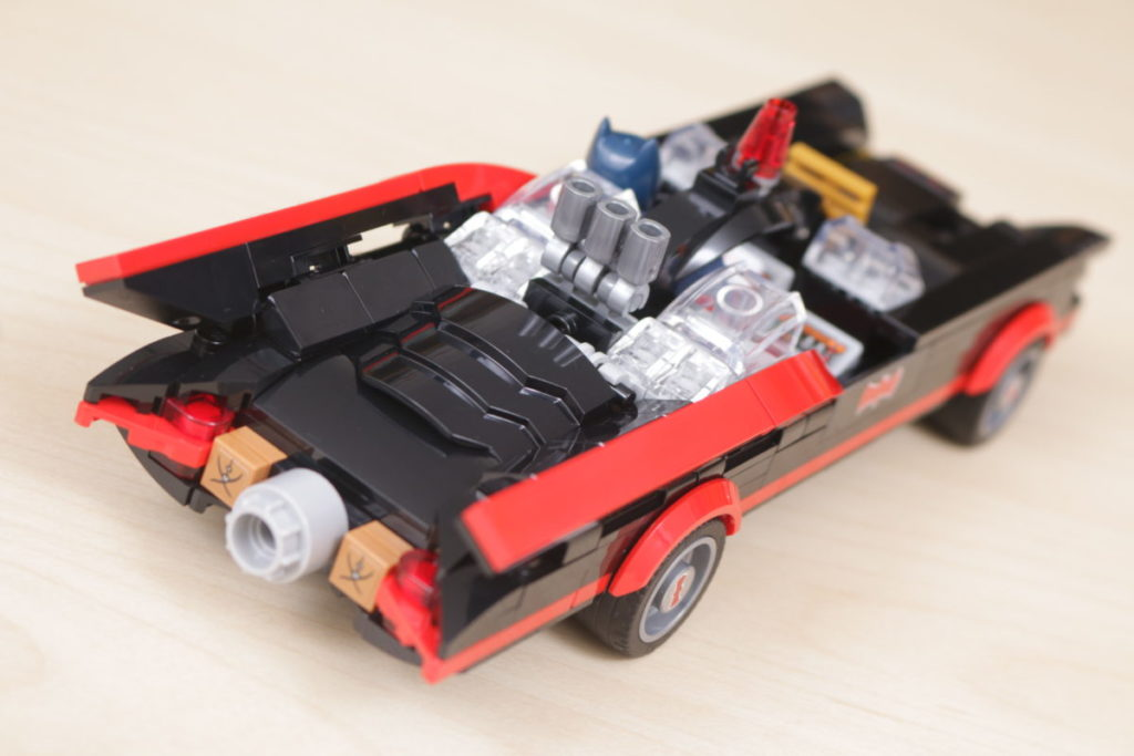 LEGO Batman 76188 Batman Classic TV Series Batmobile review 11