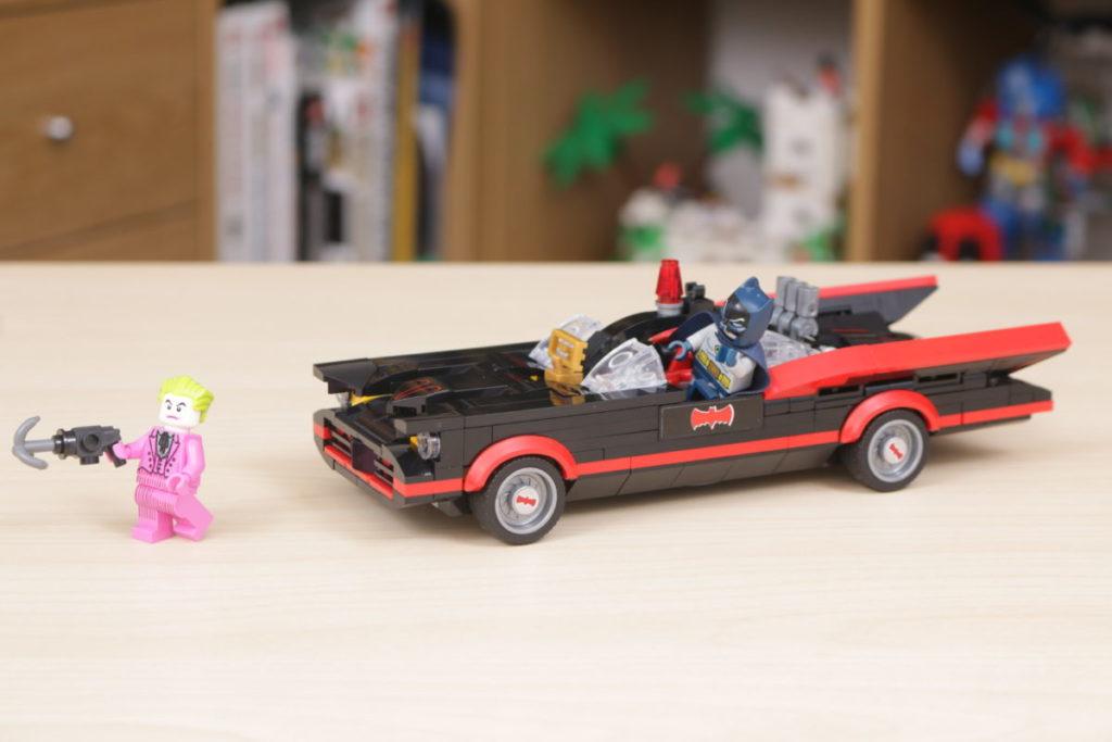 LEGO Batman 76188 Batman Classic TV Series Batmobile review 12