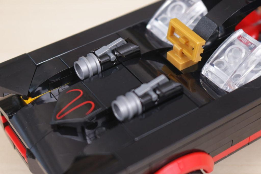 LEGO Batman 76188 Batman Classic TV Series Batmobile review 14