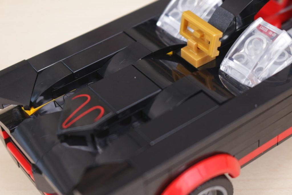 LEGO Batman 76188 Batman Classic TV Series Batmobile review 15