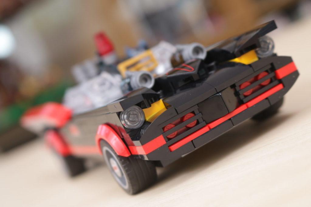 LEGO Batman 76188 Batman Classic TV Series Batmobile review 16