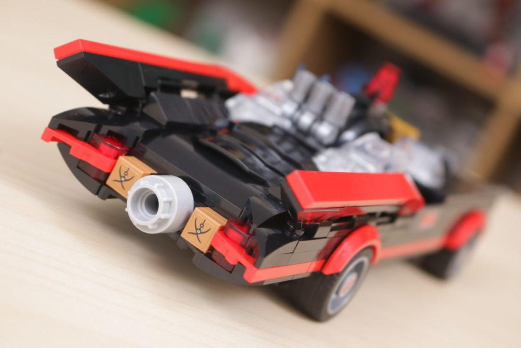 LEGO Batman 76188 Batman Classic TV Series Batmobile review 17