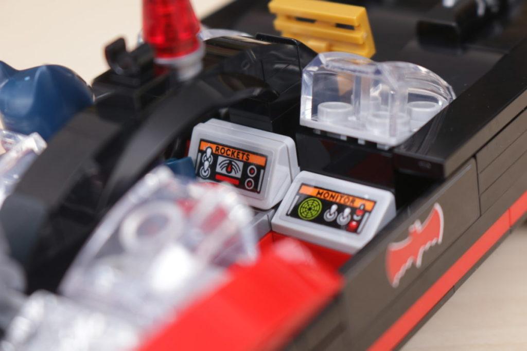 LEGO Batman 76188 Batman Classic TV Series Batmobile review 18