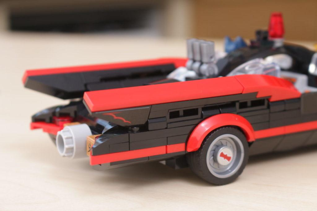 LEGO Batman 76188 Batman Classic TV Series Batmobile review 19