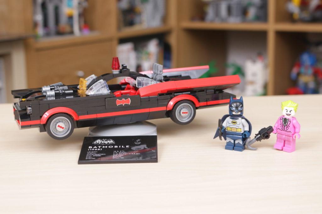 LEGO Batman 76188 Batman Classic TV Series Batmobile review 1i