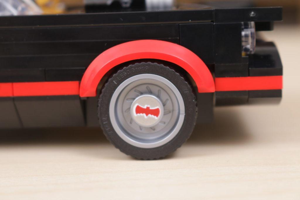 LEGO Batman 76188 Batman Classic TV Series Batmobile review 20